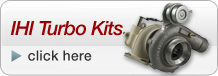 IHI Turbo Kits