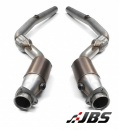 Milltek Downpipe and Hi-Flow Sports CAT (For Audi S4 (B6/B7) 4.2 V8 Manual Only)