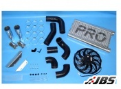 Corrado G60 front mount intercooler kit