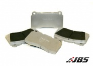 Performance Brake Pads: Front: Rallye+