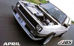JBS VW Golf  Mk2 R32 Stage 2 Supercharged - image