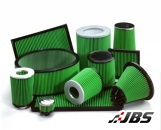 Green Cotton Replacement Air Filter Panel