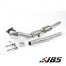 Milltek Downpipe and Sports CAT (For VW Golf Mk5 GTI/ED30, Mk6 GTI/ED35 and Scirocco R)