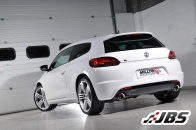 Milltek Turbo-back Resonated Race System with Sports CAT and GT100 Tips (For VW Mk6 Golf GTI and Scirocco R)