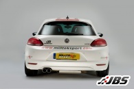 Turbo-back with Hi-Flow Sports CAT & 80mm Exclusive Tailpipes