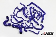 Forge Motorsport Silicone Coolant Hose Kit (For VW Golf MK4 R32)