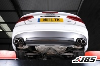 Milltek Cat-back with Dual-Twin GT80 Tips (For Audi A5 2.0 TFSI)