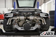 Milltek Cat-back - Supercup Version (For Audi R8 5.2 V10 FSI Coupe/Spyder)