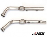 Milltek Catalyst Replacement Pipes - De-Cat  (For Audi RS4 (B7) 4.2 V8)