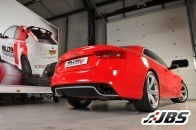 Milltek Cat-back - Non-Resonated Using OEM Tail Pipe Trims (For Audi RS5 Coupe)
