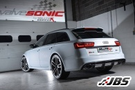 Milltek Full Exhaust - Non-Resonated using OEM Trims (For Audi RS6 (C7)/RS7 4.0 TFSI)