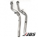 Milltek Downpipe and De-CAT (For Audi S4 (B6/B7) 4.2 V8 Manual Only)