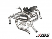Milltek Cat-back - Non-Resonated with Dual Twin GT100 Polished Tips (For Audi S4 (B8.5) 2012+ 3.0 V6)