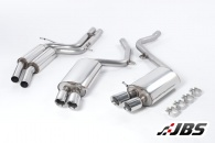 Milltek Cat-back - Valvesonic with Quad GT80 Tips (For Audi S5 4.2 V8 Coupe)