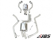 Milltek Cat-back - Race System with Dual Twin GT80 Tips (For Audi S5 3.0 TFSI S-tronic)