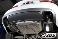 Milltek Cat-back - Race System with Dual Black Oval Tips (For Audi S5 3.0 TFSI Sportback)
