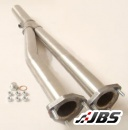 Milltek Large Bore Downpipe and De-CAT (For Audi TT 225 Quattro Coupe/Roadster)