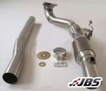 Milltek Large Bore Downpipe and Hi-Flow Sports CAT (For Audi TT 2.0 TFSI 2WD)