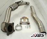 "Milltek De-Cat Downpipe for 3.00"" Cat-back (Audi TTS/VW Mk6 Golf R)"