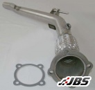 Milltek Downpipe and De-CAT (For Seat Ibiza 1.8T FR/Cupra and VW Polo 1.8T GTI)