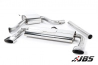 Milltek Cat-back Resonated with Dual Polished Oval Tips (For Seat Leon Cupra 2.0 TSI 280)