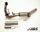 Milltek Downpipe/DPF-Optimisation Pipe (For VW Golf Mk5 GT 2.0TDI 170)
