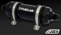 828 Series In-Line Fuel Filter 75Micron