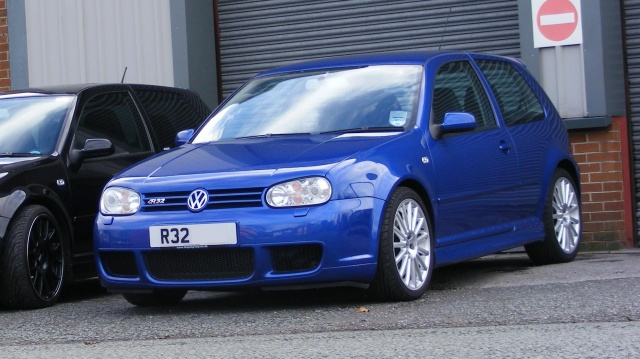 Jbs Vw Golf Mk4 R32 Gts 440 Turbo Kit Jbs
