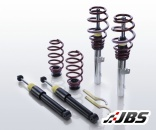 Pro-Street S Coilovers (55mm Diameter Dampers, Front Axle Load 1170kg)